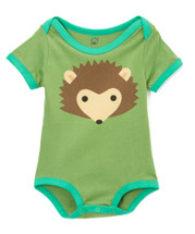 Woodland Hedgehog Bodysuit