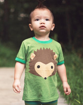 Woodland Hedgehog Shirt