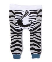 Zebra Tail Leggings