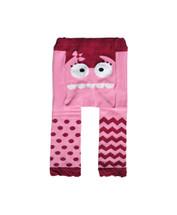 Pink Monster Cotton Legging