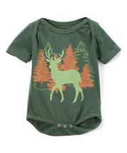 Camo Deer Bodysuit