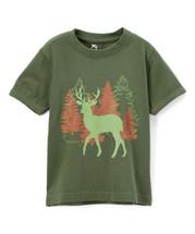 Camo Deer Tee