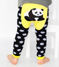 Panda Bear Polkadot Legging