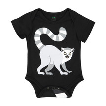 Ringtail Lemur Bodysuit