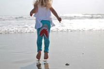 Shark Leggings Cotton