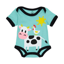 Cow Bodysuit