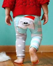 Holiday Polar Bear Legging
