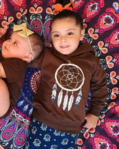 Dreamcatcher Hoodie - Southwestern Collection