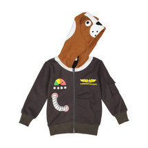 Commander Space Dog 3D Hoodie