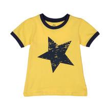 Yellow Stars Shirt
