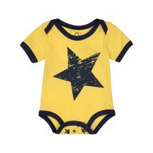 Yellow Stars Bodysuit
