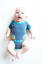 Space Paw Bodysuit