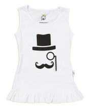 Mustache Dress
