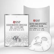 SNP Diamond Brightening Ampoule Mask