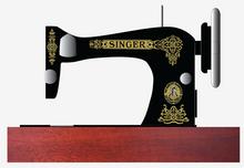 Singer 28/128 Decals for  Restorations Celtic Design