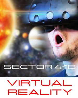 Virtual Reality Room - Sector 41B
