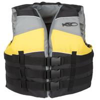 3-Buckle Adjust Poly Vest