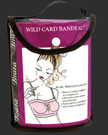 BR6400 Wild Card Bandeau By Braza