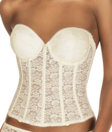 DM7759 Ivory underwire push-up longling by Dominique