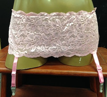 SH20146 Garter Belt by Shirley of Hollywood Pink