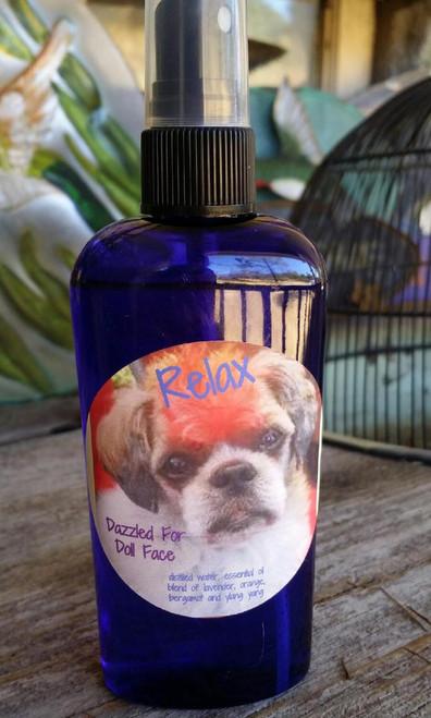 RELAX SPRAY Dog Aromatherapy