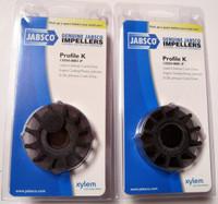 Two Pack Jabsco 13554-0001-P