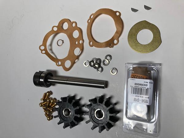 Sherwood 12301 kit