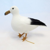 Seagull Decorative Artificial Bird, Standing, per each