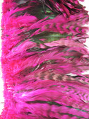 COQUE, CHINCHILLA, FUCHSIA, 5-8 inch per 6""