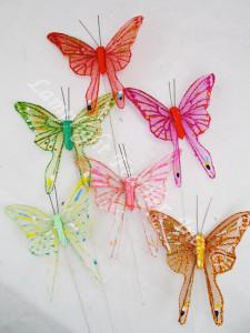 Artificial Butterflies, Swallowtail fb542
