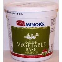 Minor's Vegetable Base (16 Oz.)