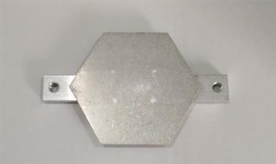 New Skid Plate Oil Drain Cover -