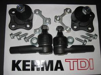 Mk4 Tie Rod End and Ball Joint Kit (ALH/BEW)