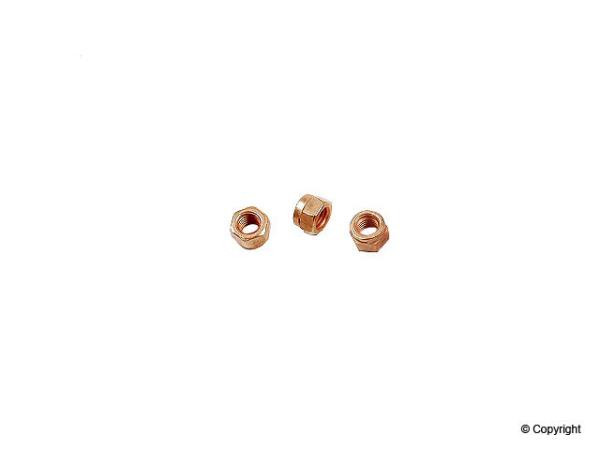 Copper Pinch Nuts (Non shouldered) (M8 -