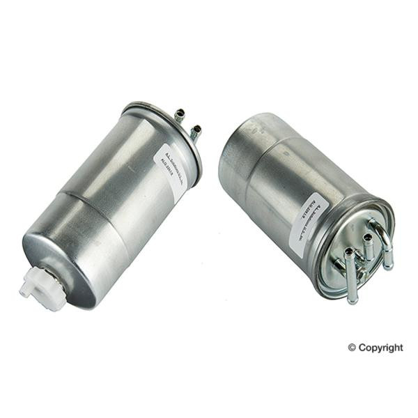 Fuel Filter (98 New Beetle) with no thermostatic Tee Fitting -