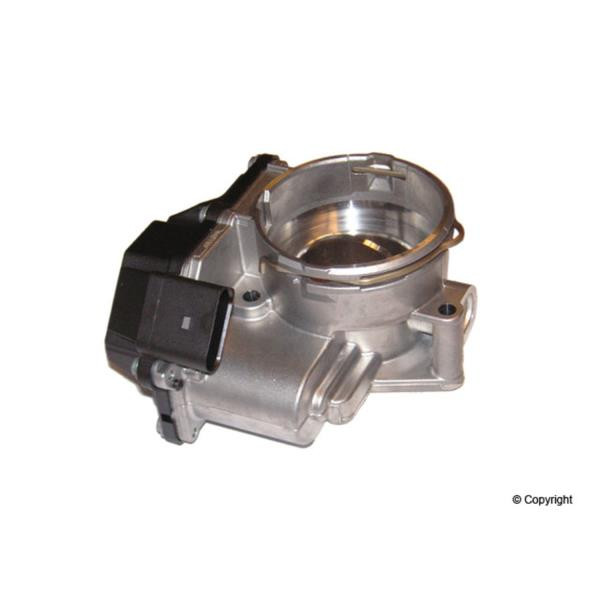 Anti Shudder Valve - Throttle Body Regulating Flap (Mk5 BRM) -