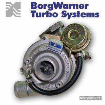 Turbocharger (Borg Warner) - AAZ engine code -