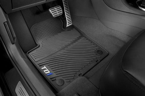 Genuine VW TDI Rubber Monster Mat Set - Beetle 2011-2016 -