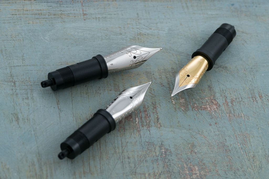 Two-Tone Steel Nib Unit