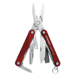 Leatherman Squirt PS4 - Red - Box