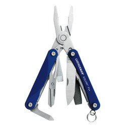 Leatherman Squirt PS4 - Blue - Box