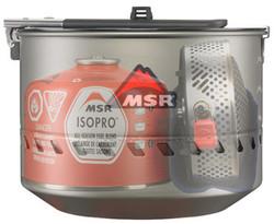 MSR Reactor 1.0L Stove System