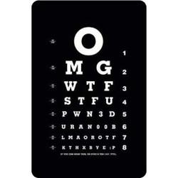Personalised Luggage Tag - Sight Test