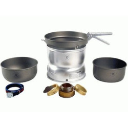 Trangia 25-7 Large Hard Anodised Alloy Stormcooker Cook Set
