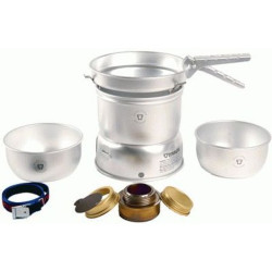 Trangia 27-1 Small Ultralight Alloy Storm Cook Set