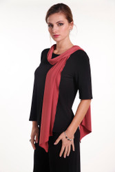 Bamboo Body Sophie Top - Black