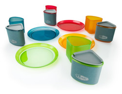 GSI Infinity 4 Person Compact Tableset Multicolour