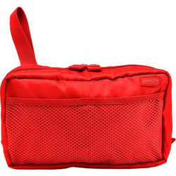 Lapoche Toiletry Organiser Large - Red