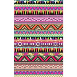 Personalised Luggage Tag - Aztec