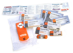 Aide Void Ulltralight Medical First Aid Kit & Blanket